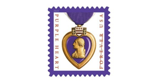 Postal Service to release Purple Heart definitive stamp