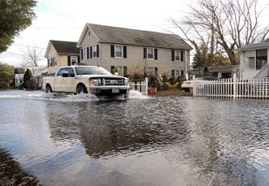 Report: 'Sunny day' floods a rising threat in the Chesapeake region