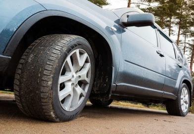 Thieves are targeting tires-How to thwart them during National Vehicle Theft Prevention Month