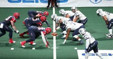 Brigade Drop 47-40 to Valor In Final Seconds