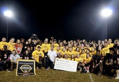 """Chopticon to support """"Touchdowns Against Cancer"""" in Fall 2019 Season"""
