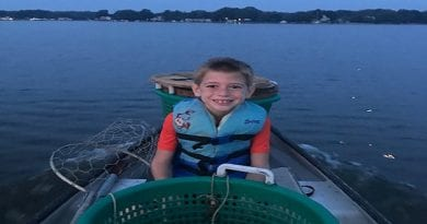 Maryland Fishing Report for Friday, August 23, 2019
