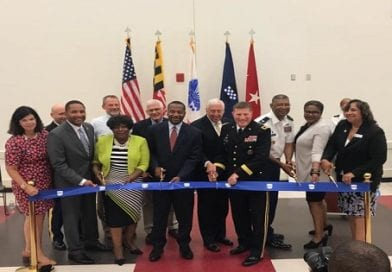 Hoyer Participates in Ribbon Cutting Ceremony for New Army Reserve Center in Charles County