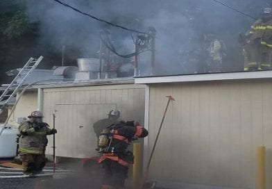 Grease Fire at Waldorf Moose Lodge in White Plains closes portion of Crain Highway