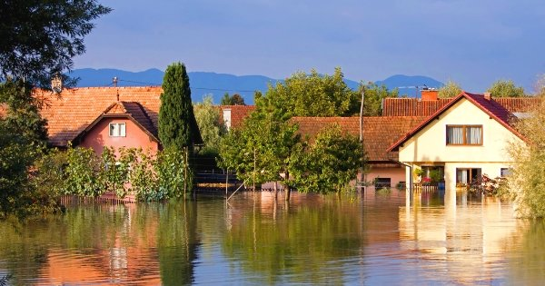 Common Causes of Residential Flooding in Maryland