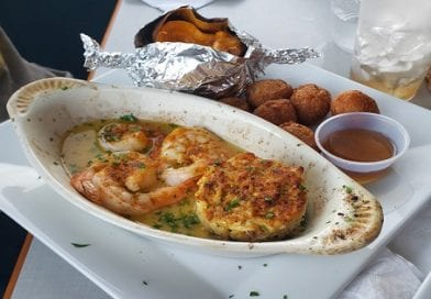 SoMd Sip and Bit with Lynne O'Meara: Morris Point Restaurant