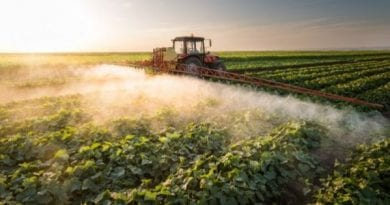 Types of Pesticides and Their Effects on the Community