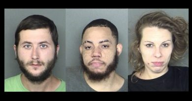 Three arrested and charged in Lexington Park narcotics investigation