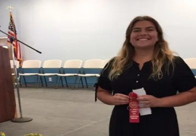 Ryken's Blake Meyer places second in county fair Speech contest