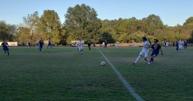 CSM Men's Soccer Comes up Short Against Carroll