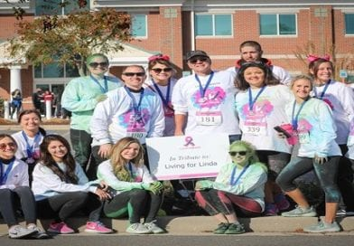 CalvertHealth Foundation 10th Annual Breast Cancer walk raises $44K for Goldberg Center