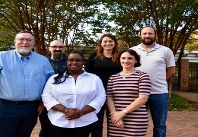Assistant Professor Shanen Sherrer and Colleagues Awarded St. Mary's College's First NSF MRI Grant