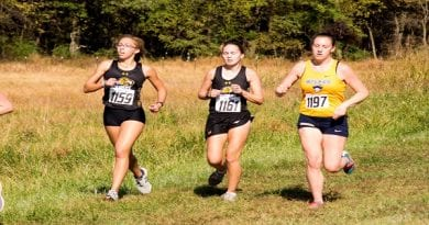 CSM's Women's Cross Country boasts three bests at Hood College Open
