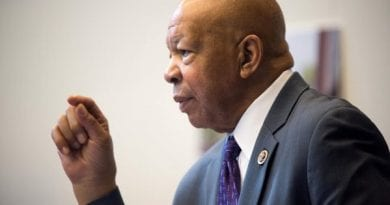 MD's US Congressman Elijah Cummings dies at age 68