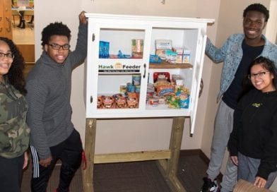 CSM Hawk Feeders Are Still Hungry For Donations; Food Drive Continues at College