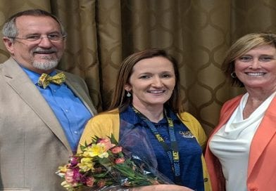 Calvert High's Cathy Sutton named 2020 Maryland Assistant Principal of the Year