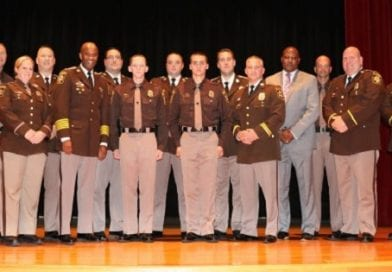 SoMd Criminal Justice Academy graduates eight, two to Charles County