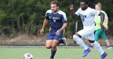 Seahawks Men's Soccer Falls in Overtime at Salisbury