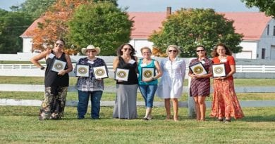 Charles County Horse Farm certified as a Horse Discovery Center