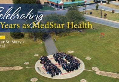 MedStar St. Mary's Hospital Celebrates 10 Years as MedStar Health
