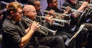 CSM Hosts Southern Maryland Concert Band
