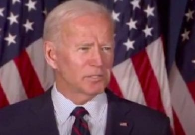 Biden Says Trump 'Should Be Impeached'