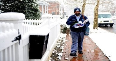 Holiday Safety is Important for You and the Postal Service