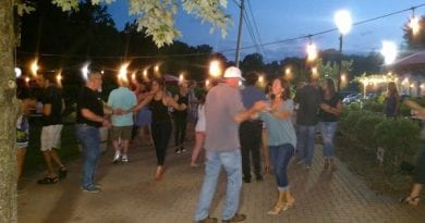 Sip and Salsa announces monthly dance series