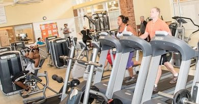 Prince Frederick Campus Fitness Center To Close December 20, 2019