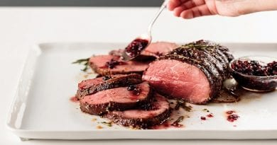 Recipe of the Week: A Holiday Roast to Remember