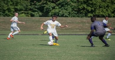 Men's Soccer's Justin Miller Named All-Region XX Honorable Mention