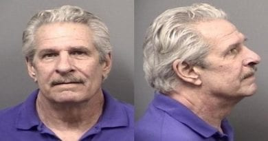 Ken Hobar sentenced in Stalking case