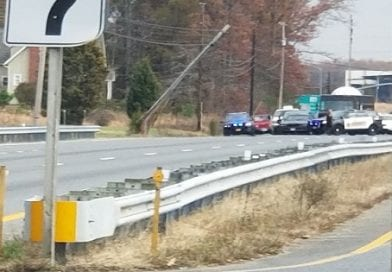 Crash shuts down Leonardtown Road in Hughesville