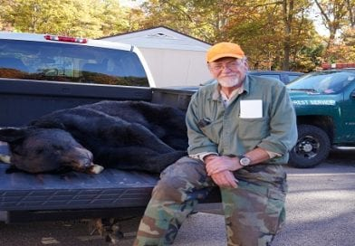 Black bear hunt numbers up with growing population