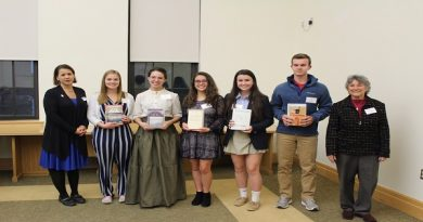 St. Mary's College of Maryland Recognizes County High School Students