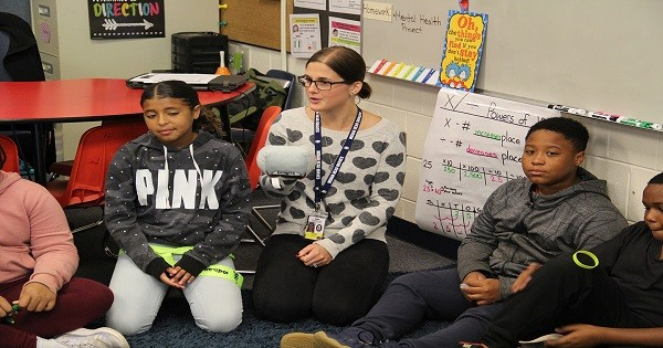 Indian Head staff, students learning to move the world - The Southern Maryland Chronicle