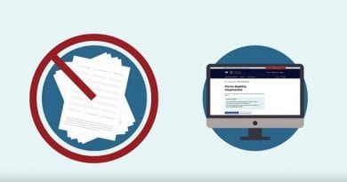 VA video series teaches Veterans how to use new tool when filing disability claims online