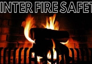 Officials remind residents of Winter Fire safety