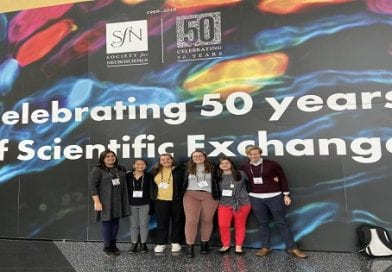 St. Mary's College Students, Faculty, and Alumni Present at Society for Neuroscience