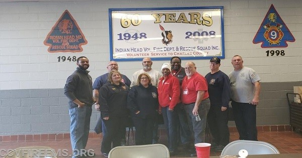 Sound The Alarm Campaign Held in Indian Head - The Southern Maryland Chronicle