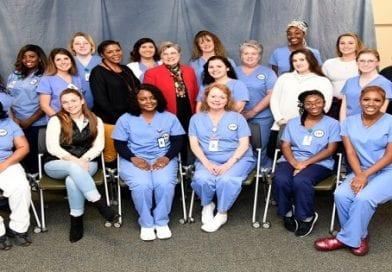 Healthcare Pinning Ceremony Recognizes 70 CSM Graduates