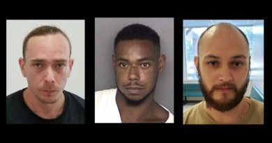 Three sought for failing to register as sex offenders in St. Mary's County