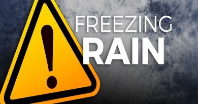 MDOT SHA prepares for overnight Freezing Rain in most of the state