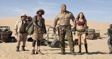 Movie Spotlight: Jumanji: the Next Level