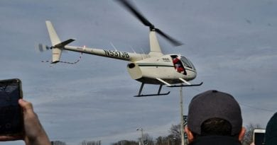 Santa to make a special Fly-in at Sotterley for second year in a row