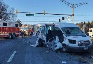 Friday afternoon Bryantown crash sends on to Trauma Center by MEDEVAC