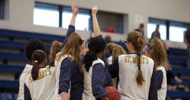 Lady Seahawks Fall to Spartans in Second Conference Game of Season