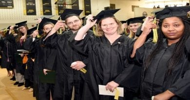 College of Southern Maryland Celebrates its 21st Winter Commencement