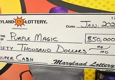 Indian Head woman claims $50K Super Ca$h scratch-off win