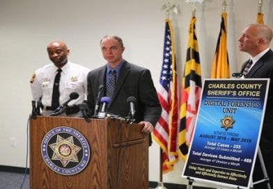 Charles County Sheriff's Office refects on accomplishments; things to come